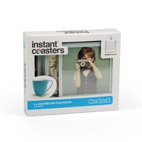 Instant Coasters (4 Pack)
