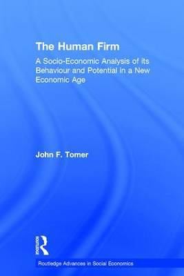 The Human Firm by John Tomer image