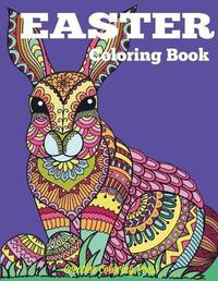 Easter Coloring Book by Creative Coloring