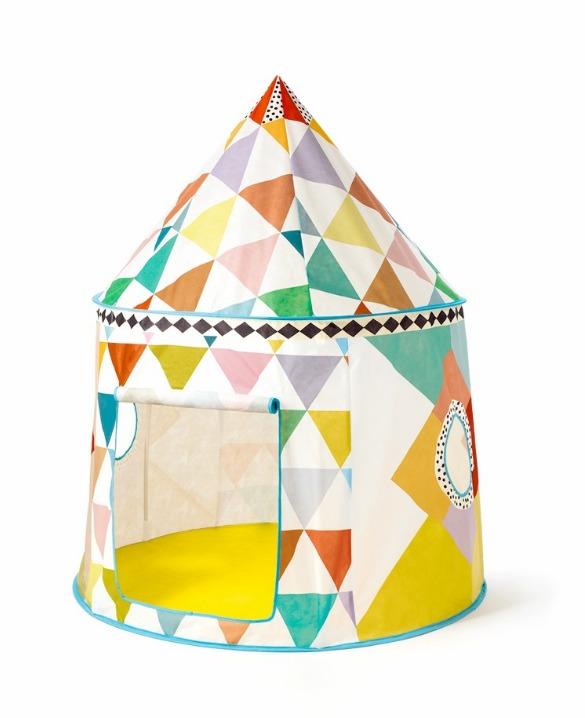 Djeco: Indoor Play Tent (Cabane Tinou) Image ...