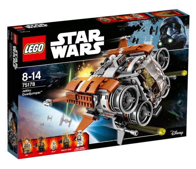 LEGO Star Wars - Jakku Quadjumper (75178)