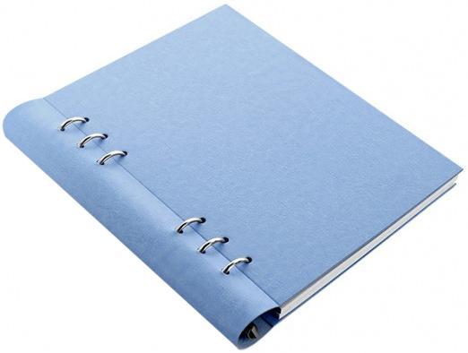 Filofax - A5 Classic Clipbook - Vista Blue image