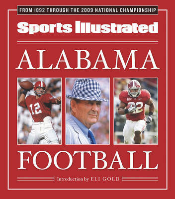 "Sports Illustrated Alabama Football by ""Sports Illustrated"""