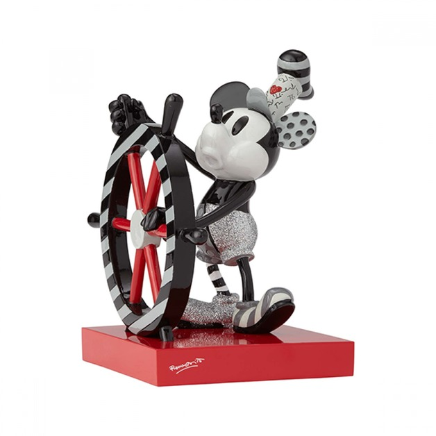 Romero Britto - Steamboat Willie Large Figurine