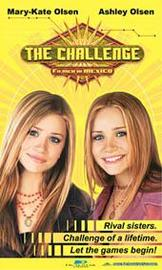 Mary-Kate and Ashley: The Challenge on DVD