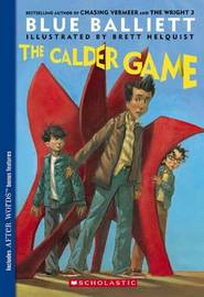 The Calder Game by Blue Balliett image