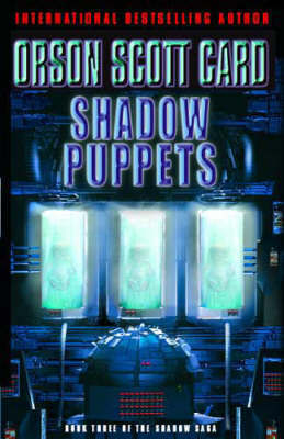 Shadow Puppets by Orson Scott Card image