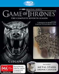 Game of Thrones - The Complete Seventh Season (Limited Edition) on Blu-ray image