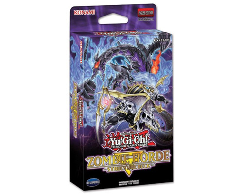 Yu-Gi-Oh TCG Structure Deck: Zombie Hoard image