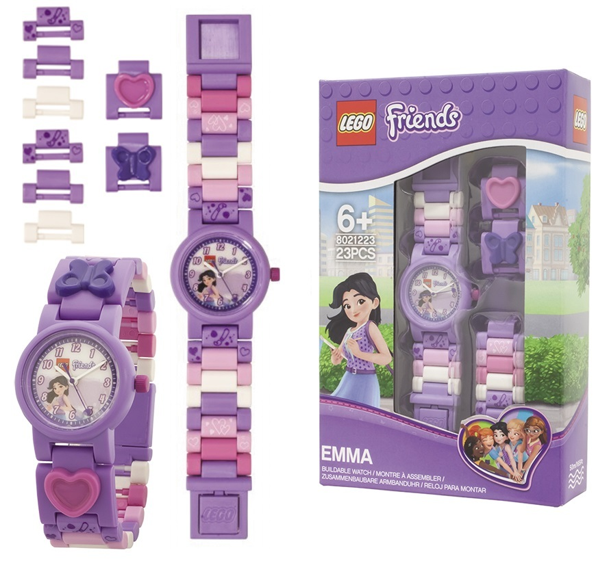 LEGO: Friends - Emma Buildable Watch image