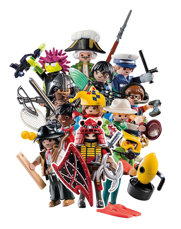 Playmobil: Series 17 (Boys) - Mini Figure (Blind Bag)