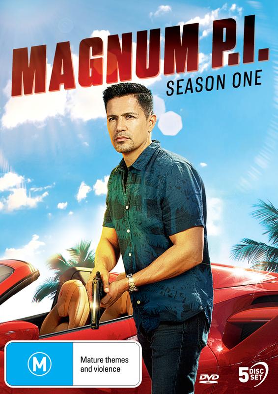 Magnum, P.I. (2018) - Season One on DVD