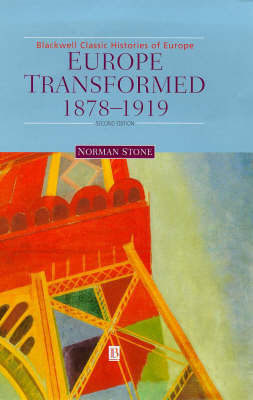 Europe Transformed by Norman Stone image