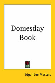 Domesday Book by Edgar Lee Masters image