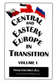 Central and Eastern Europe in Transition: v. 1 image