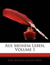 Aus Meinem Leben, Volume 1 by August Bebel