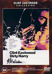 Dirty Harry on DVD