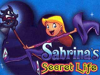 Sabrina's Secret Life - Volume 1 (Animated) on DVD image