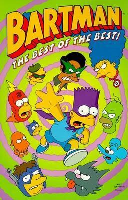 Bartman by Matt Groening image