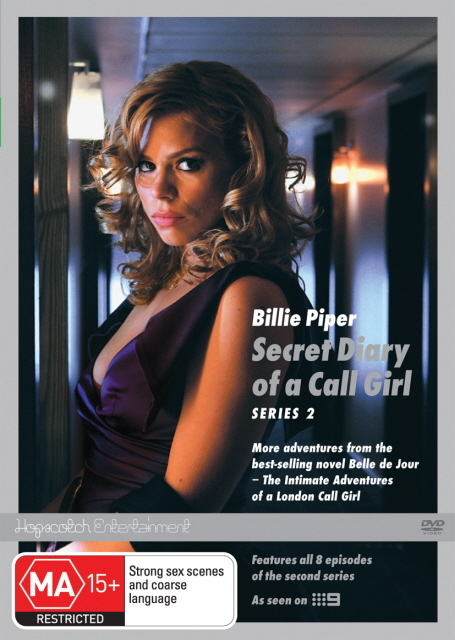 Secret Diary Of A Call Girl - Series 2 on DVD