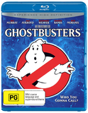 Ghostbusters on Blu-ray