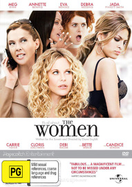 It's all about the Women on DVD