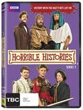 Horrible Histories - Series 5 DVD