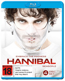 Hannibal - The Complete Second Season on Blu-ray