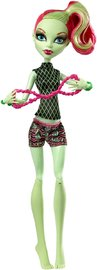 Monster High: Fitness - Venus McFlytrap Doll