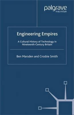 Engineering Empires by Ben Marsden image