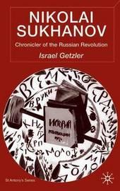 Nikolai Sukhanov by Israel Getzler image