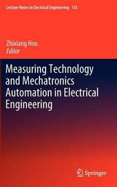 Measuring Technology and Mechatronics Automation in Electrical Engineering