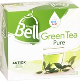 Bell Tea - Zesty Green Tea Bags Pure (50 Bags)