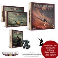 Blood Red Skies: German Messerschmitt Bundle