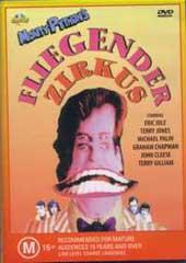Monty Python's Fliegender Zirkus on DVD