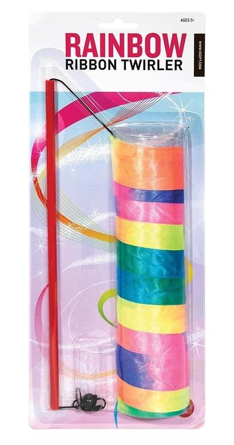 Rainbow Ribbon Twirler - 2M image