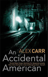 An Accidental American by Alex Carr image