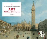 Art: 365 Days of Masterpieces 2019 Desk Calendar by Metropolitan Museum of Art the