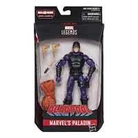 "Marvel Legends: Paladin - 6"" Action Figure"