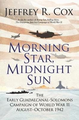 Morning Star, Midnight Sun by Jeffrey Cox image
