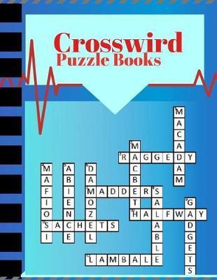 Crosswird Puzzle Books by Samurel M Kardem image