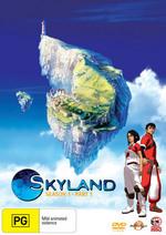 Skyland - Season 1: Part 1 (2 Disc Set) on DVD