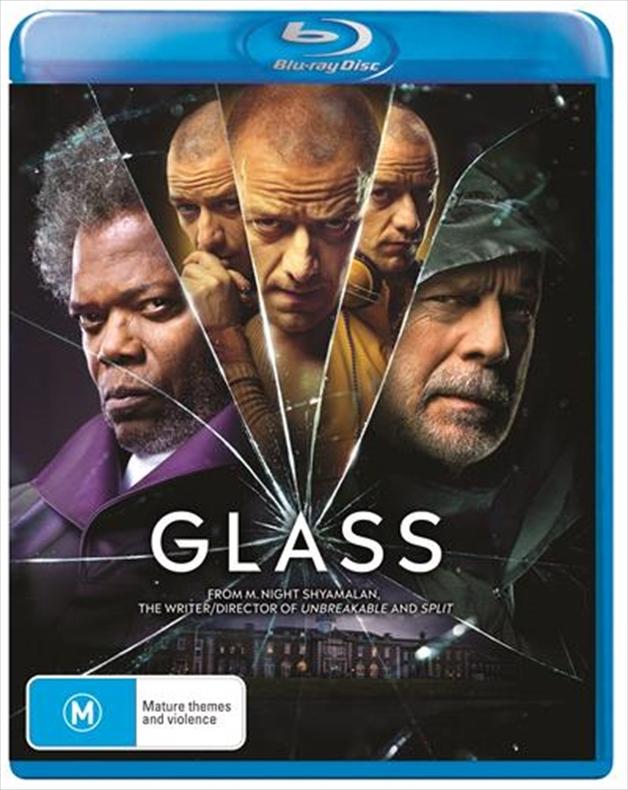 Glass on Blu-ray