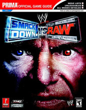 WWE Smackdown VS Raw - Prima Official Guide for PlayStation 2