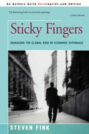 Sticky Fingers by Steven Fink image