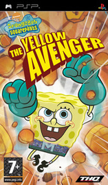 Spongebob Square Pants: The Yellow Avenger for PSP
