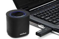 Veho Mimi 2.4ghz Wifi Speaker System image