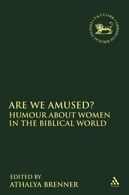 Are We Amused? image