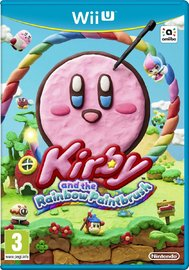 Kirby and The Rainbow Paintbrush for Nintendo Wii U