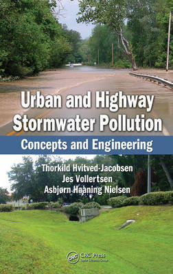 Urban and Highway Stormwater Pollution by Thorkild Hvitved-Jacobsen image